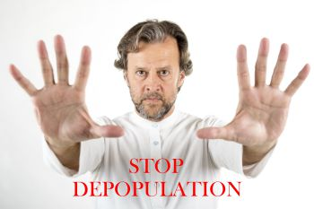 Stop Depopulation (white)1